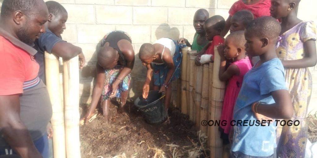 Quelques nouvelles de la ferme agricole de Creuset Togo