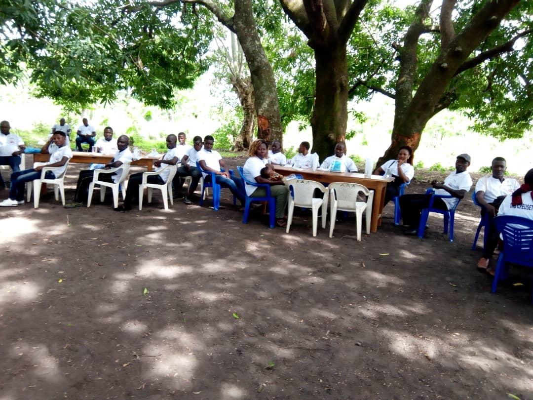 La journée du TRAVAIL célébrée à la ferme agricole de Creuset Togo