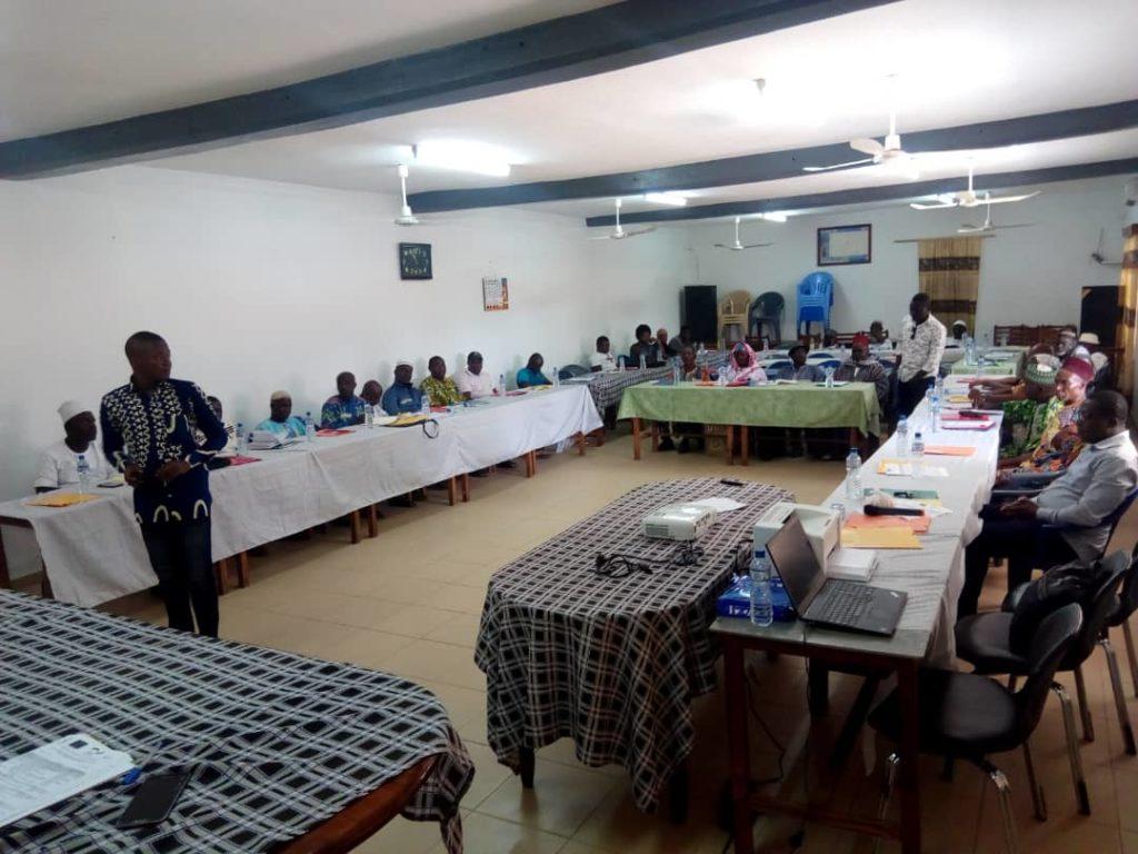 L'état civil au centre d'une rencontre de trois jours à Sokodé