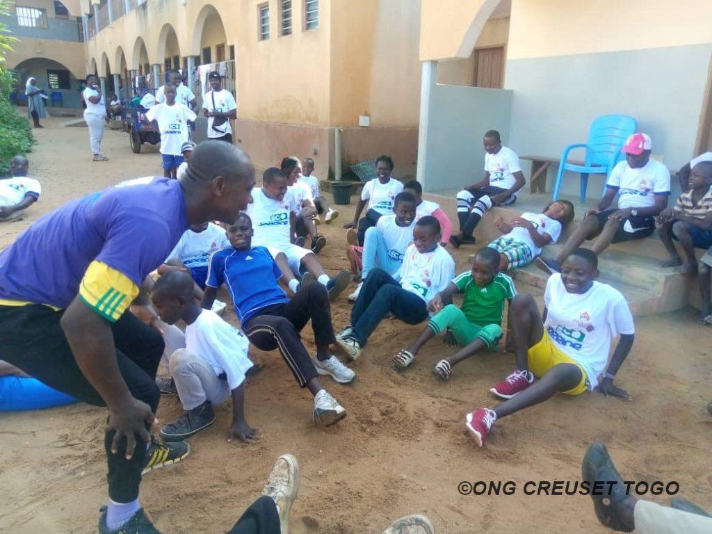 Retour en images sur la seconde édition de l'été du social à Sokodé