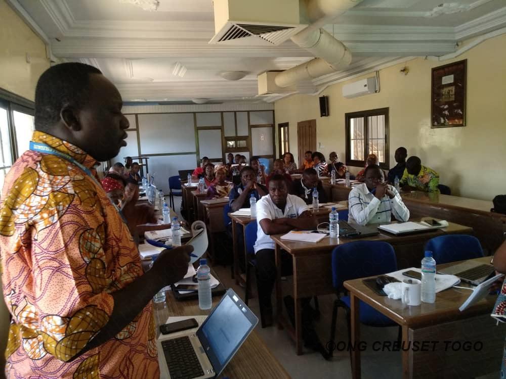 Projet «LUTTE CONTRE LES VIOLENCES DE GENRE AU TOGO» : Réunion de coordination à Sokodé