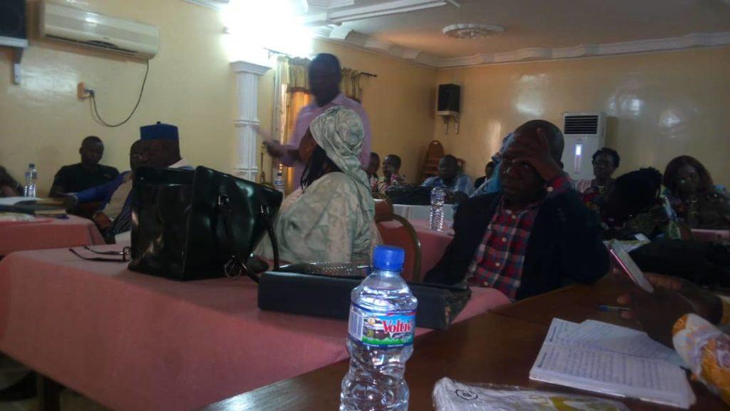 Projet d'appui à l'instauration de la bonne gouvernance administrative et parlementaire au Togo