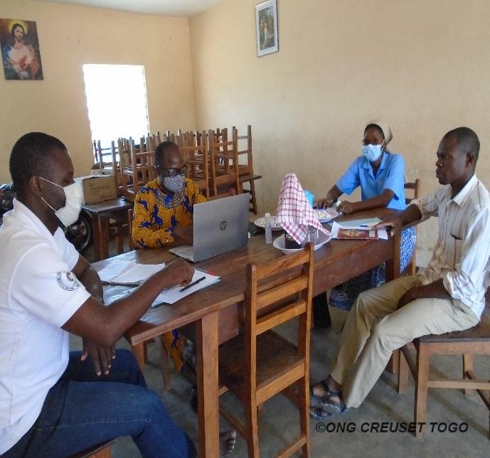 Projet PASPEV : Renforcement de capacité des ONG partenaires sur la bonne gestion financière et la mobilisation des ressources