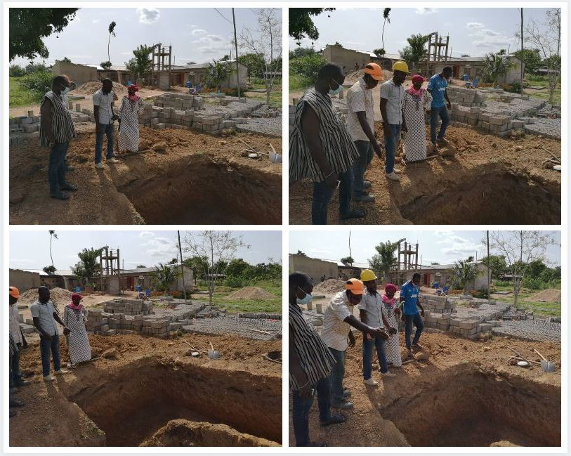 Suivi des chantiers de réhabilitation et de constructions des centres d'accueil pour enfant