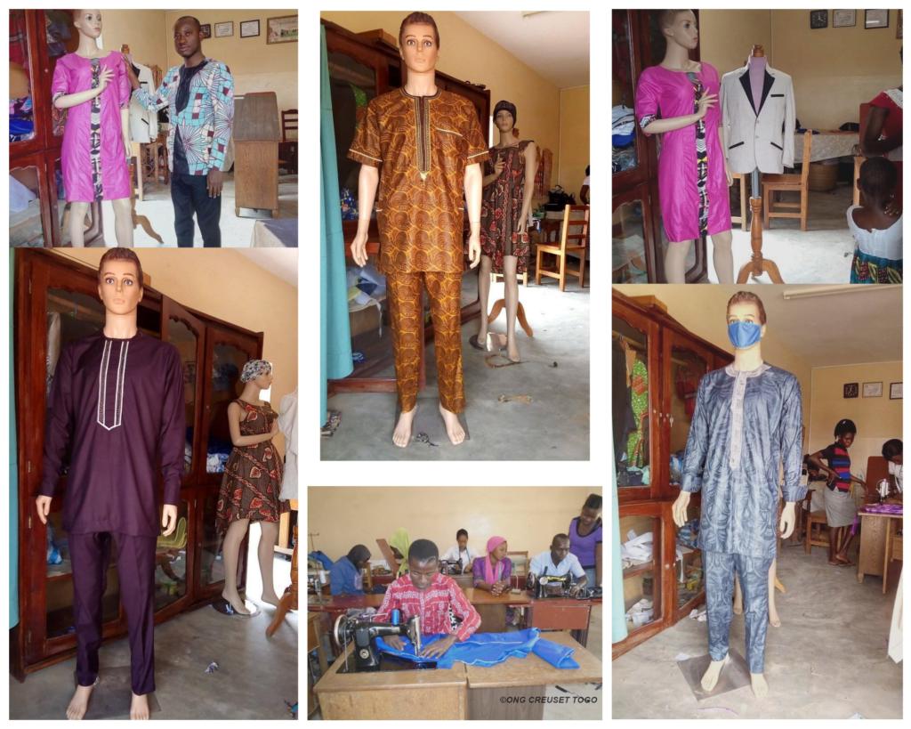 Un maître tailleur engagé aux côtés des jeunes pour leur réinsertion professionnelle