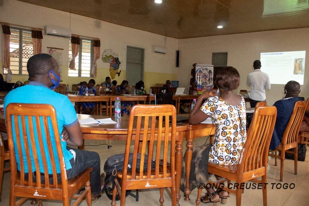 Atelier de formation des OSC sur la gestion administrative et financière