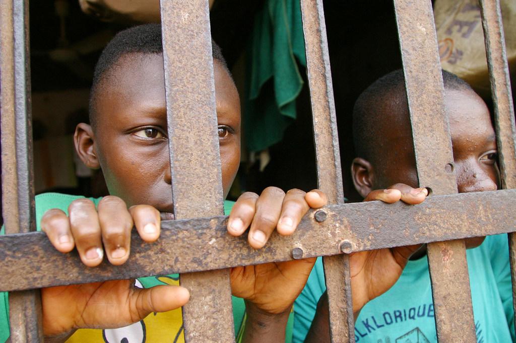 Enfant privé de liberté, quel avenir