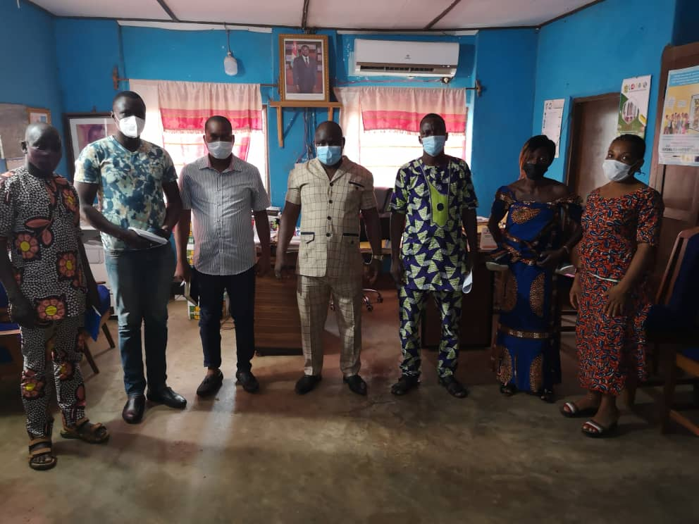 Renforcement des mécanismes institutionnels, communautaires et participatifs pour la protection des enfants contre la violence et les pratiques culturelles néfastes comme le mariage précoce et forcé, la traite des enfants et l'exorcisme au Togo