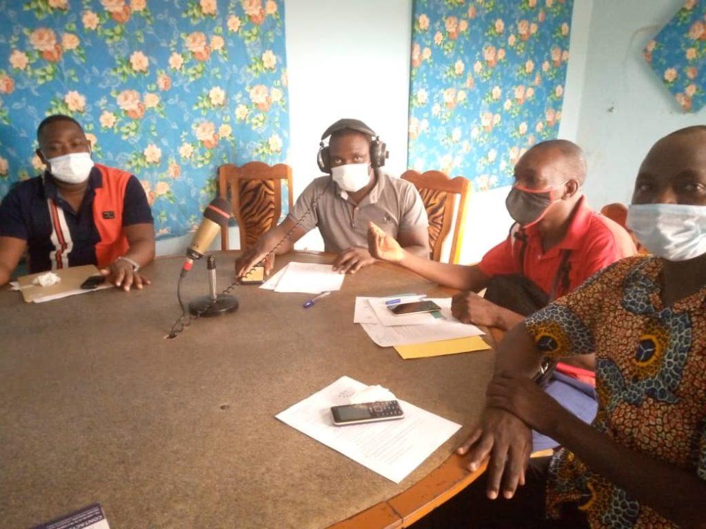 La sensibilisation communautaire à travers les radios locales